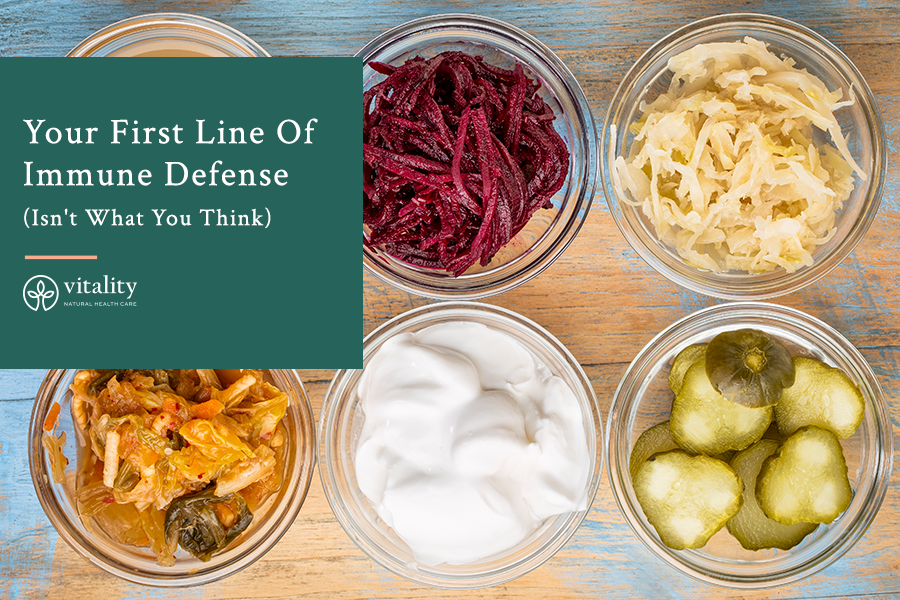 Your First Line Of Immune Defense