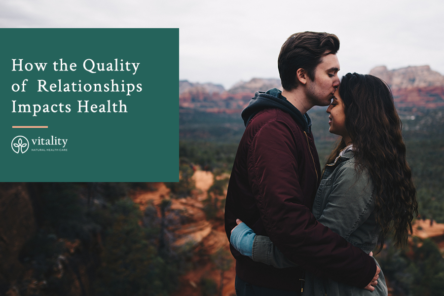 How the Quality of Relationships Impacts Health
