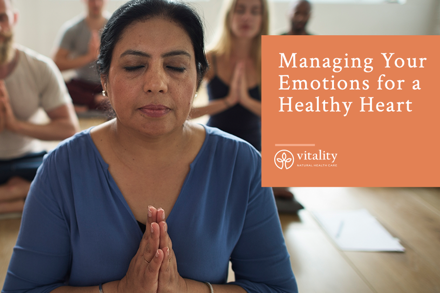 Managing Your Emotions for a Healthy Heart