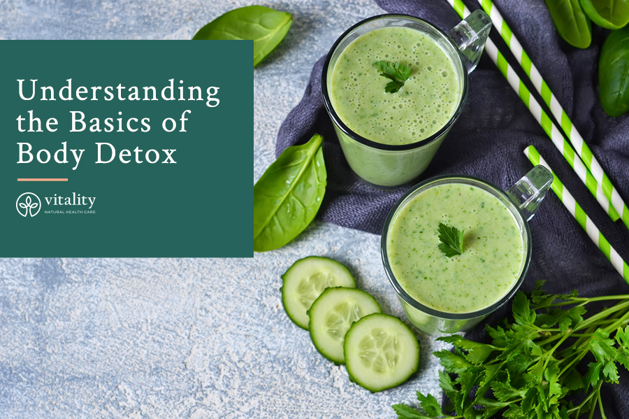Understanding the Basics of Body Detox