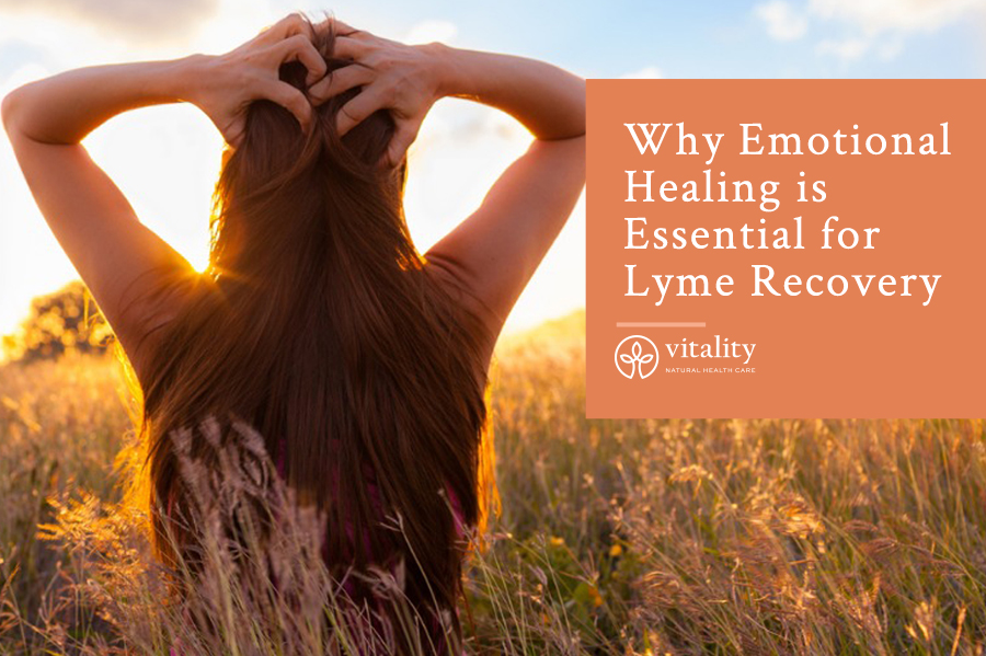 Why Emotional Healing is Essential for Lyme Recovery