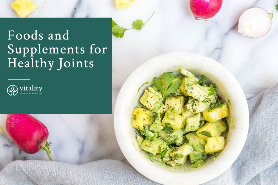 Foods and Supplements for Healthy Joints