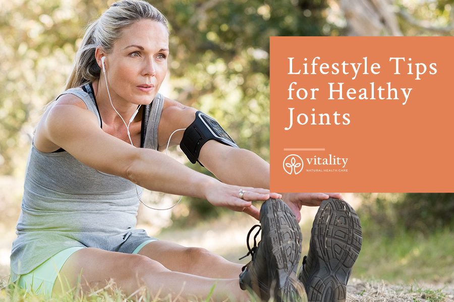 Lifestyle Tips for Healthy Joints