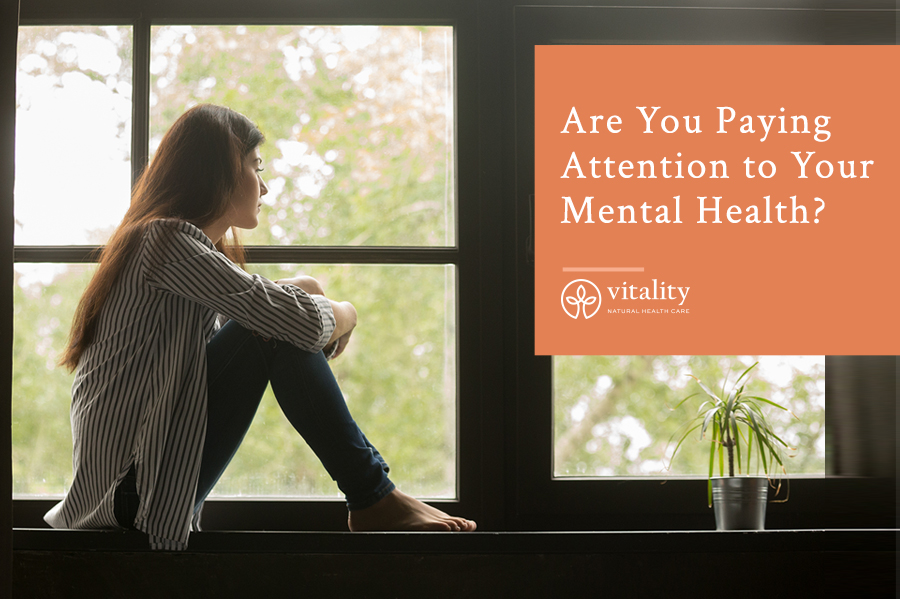 Are you paying attention to your mental health?