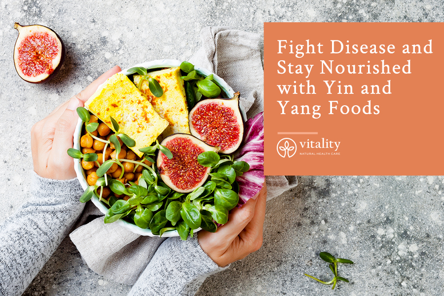 Fight Disease and Stay Nourished with Yin and Yang Foods