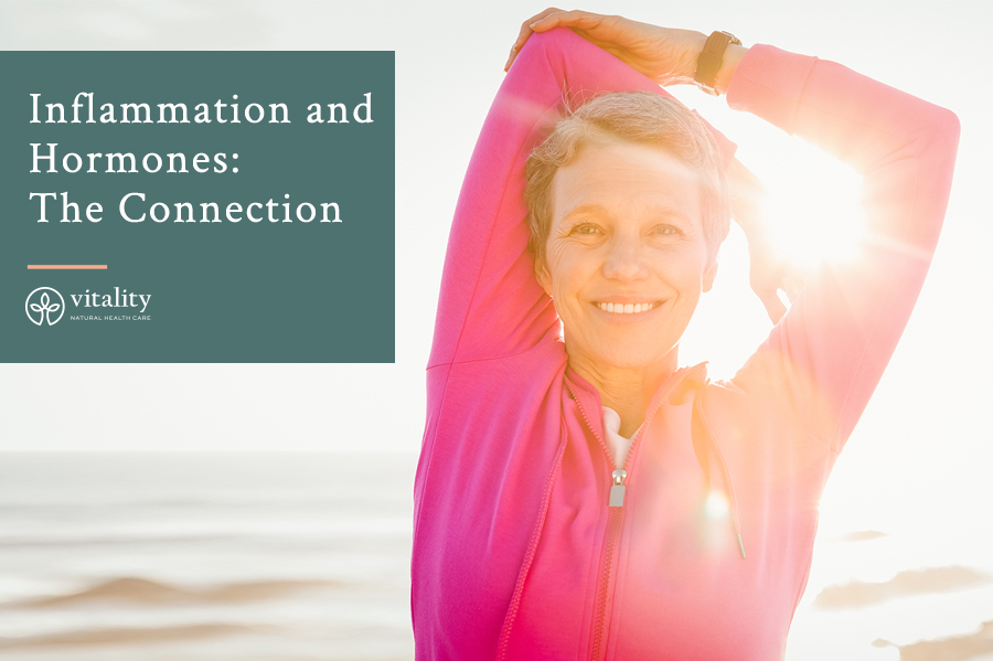 Inflammation and Hormones: The Connection