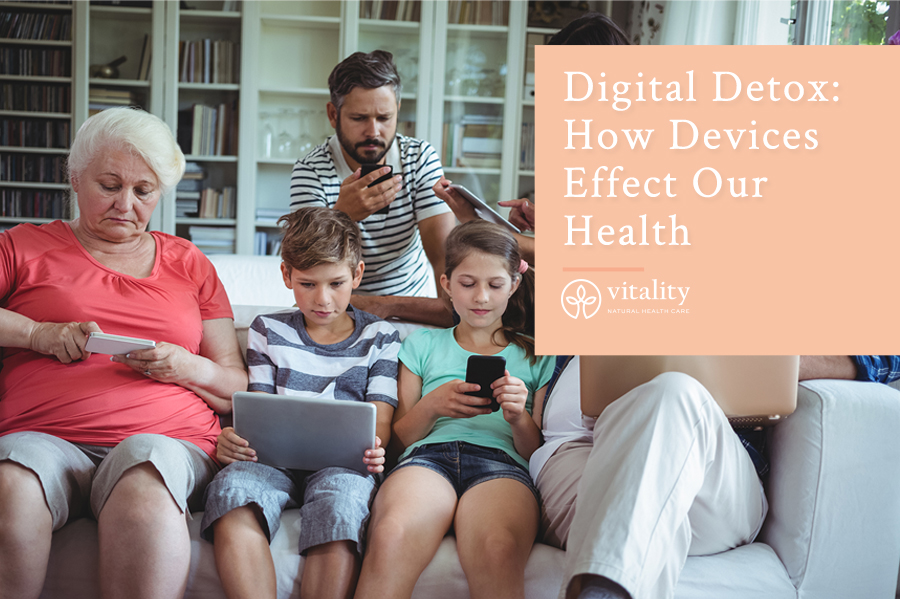 Digital Detox: How Devices Effect Our Health