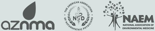 ANZMA, ND & NAEM logos