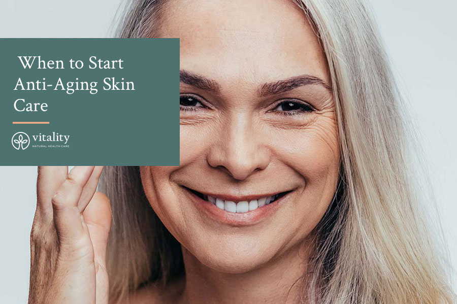 When to Start Anti-Aging Skin Care